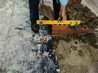 Mortar Joint Gauge Step 005