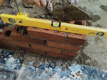 Mortar Joint Gauge Step 007